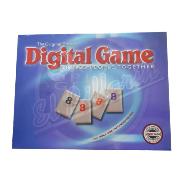 RUMMY DIGITAL GAME
