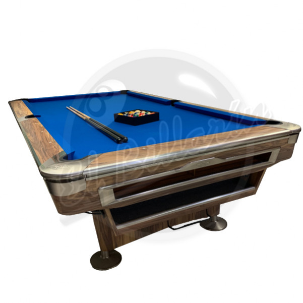 MESA POOL CROWN ST 8FT IMPORTADA