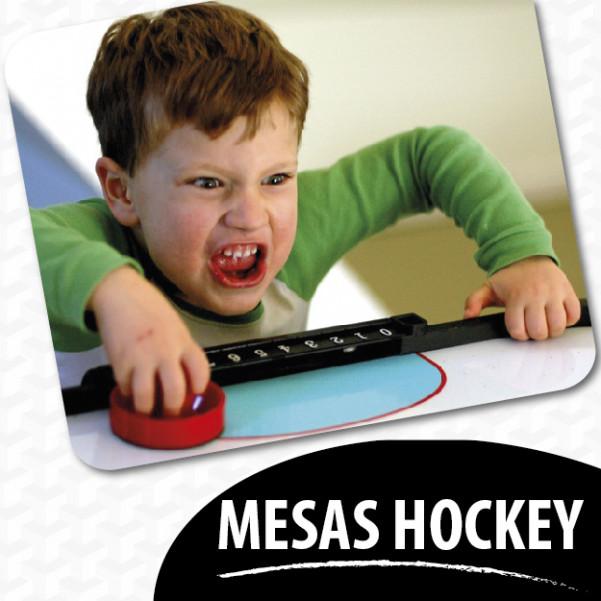 Mesas de Aire Hockey o Dinamos