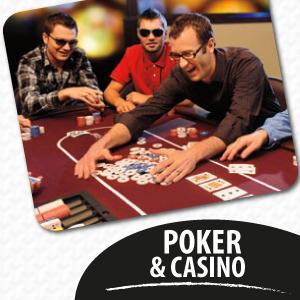 Poker o Casino